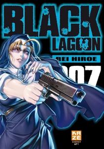 Black lagoon - ReiHiroe