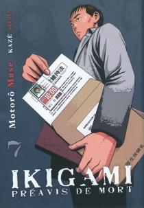 Ikigami, préavis de mort - MotoroMase