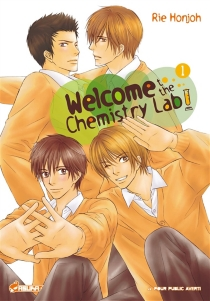 Welcome to the chemistry lab - Rie Honjoh