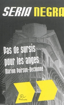 Pas de sursis pour les anges - MarionPoirson-Dechonne