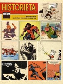 Historieta : regards sur la bande dessinée argentine -