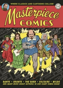 Masterpiece comics - Robert Sykoriak