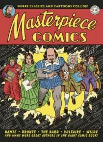 Masterpiece comics - RobertSykoriak