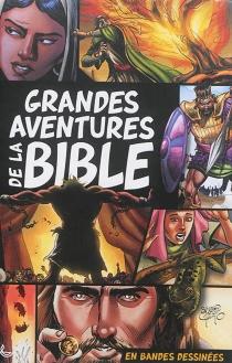 Grandes aventures de la Bible en bandes dessinées - SergioCariello