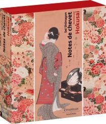 Notes de chevet - HokusaiKatsushika