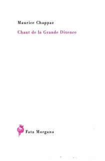 Chant de la Grande Dixence - MauriceChappaz