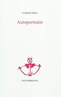 Autoportraits - JacquesRéda