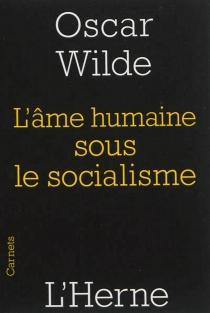 L'âme humaine sous le socialisme : 1891 - OscarWilde