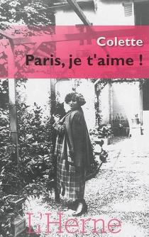 Paris, je t'aime ! - Colette
