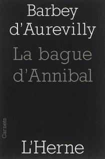 La bague d'Annibal - JulesBarbey d'Aurevilly