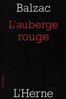 L'auberge rouge - Honoré deBalzac