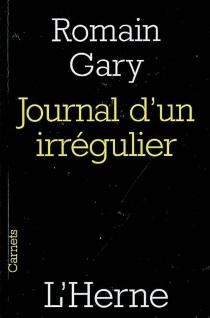 Journal d'un irrégulier - RomainGary