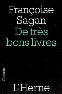 De très bons livres - FrançoiseSagan