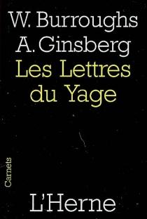 Les lettres du Yage - William SewardBurroughs