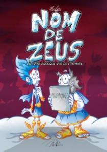 Nom de Zeus : la crise grecque vue de l'Olympe - Meliss