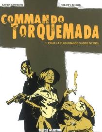 Commando Torquemada - XavierLemmens