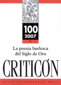 Criticon, n° 100 -