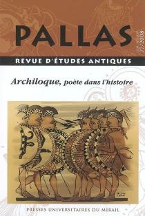 Pallas, n° 77 -