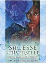 Sagesse universelle : cartes oracle de guérison - Toni CarmineSalerno