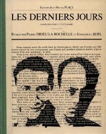 Les Derniers jours, 1927 -
