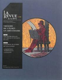 Revue de la BNU (La), n° 9 -