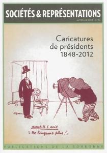 Sociétés et représentations, n° 36 -