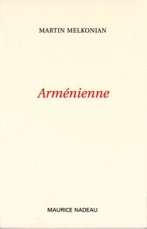 Arménienne - MartinMelkonian