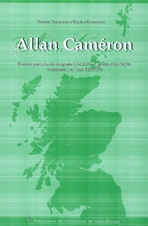 Allan Caméron : roman pastiche - AugusteCallet