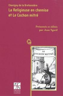 La religieuse en chemise| Le cochon mitré - François deChavigny de La Bretonnière