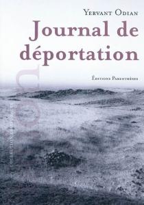 Journal de déportation - YervantOdian
