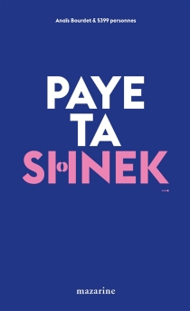 Paye ta shnek : tentatives de séduction en milieu urbain - AnaïsBourdet