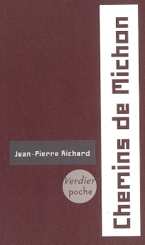 Chemins de Michon - Jean-Pierre Richard