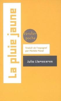 La pluie jaune - JulioLlamazares