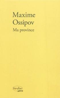Ma province - MaximeOssipov