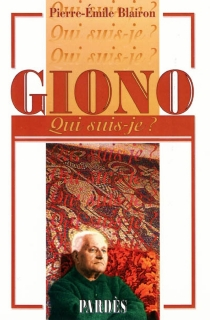 Giono - Pierre-ÉmileBlairon