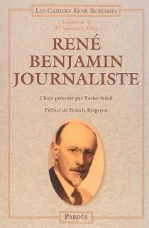 René Benjamin journaliste - RenéBenjamin