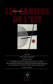 Nouveaux Cahiers de l'Est (Les), n° 4 -