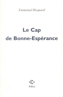 Le Cap de Bonne-Espérance - EmmanuelHocquard