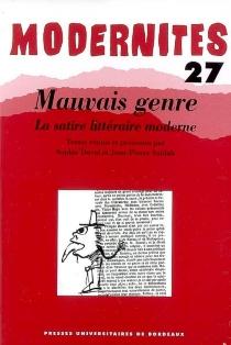 Modernités, n° 27 -