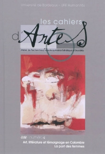 Cahiers d'ARTES (Les), n° 6 -