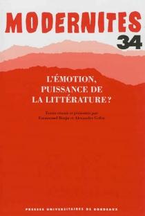 Modernités, n° 34 -