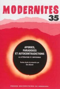 Modernités, n° 35 -