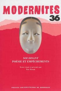 Modernités, n° 36 -