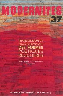 Modernités, n° 37 -
