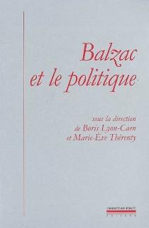 Balzac et le politique -