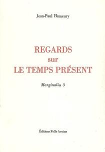 Marginalia - Jean-PaulHameury