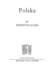 Polska - MérédithLe Dez