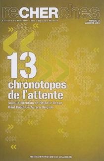 Recherches, culture et histoire dans l'espace roman, n° 13 -