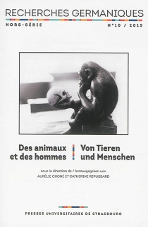 Recherches germaniques, hors série, n° 10 -