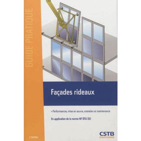 Fa ades rideaux performances mise en oeuvre entretien for Norme nf dtu 24 1